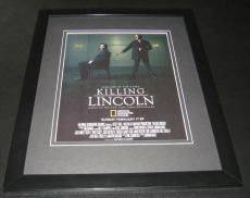 Killing Lincoln Tom Hanks Billy Campbell Framed 8x10 Promotional Photo
