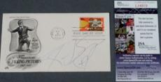 Kim Basinger Signed FDC First Day Issue Cachet Envelope JSA COA Batman