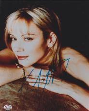 Kim Cattrall Autographed 8x10 Photo - Sex and the City Actress