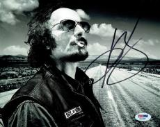 Kim Coates Signed Sons of Anarchy Autographed 8x10 B/W Photo PSA/DNA #AA21840