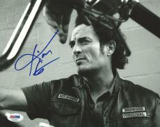 Kim Coates Signed Sons of Anarchy Tig 8x10 Photo PSA/DNA COA Autograph Picture 1