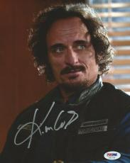 Kim Coates Signed Sons of Anarchy Tig 8x10 Photo PSA/DNA COA Autograph Picture 2
