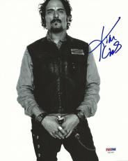 Kim Coates Signed Sons of Anarchy Tig 8x10 Photo PSA/DNA COA Autograph Picture 3