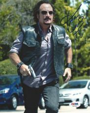 Kim Coates Signed Sons of Anarchy Tig 8x10 Photo PSA/DNA COA Autograph Picture 7