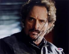 Kim Coates Tig Trager Signed 8X10 Photo PSA/DNA Sons Of Anarchy T46180 Auto