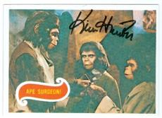 Kim Hunter autographed trading card Planet of the Apes #18