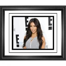 Kim Kardashian Framed 8x10 Photo
