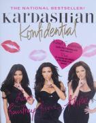 Kim Kourtney Khloe Kardashian Konfidential Signed Hardback Book PSA/DNA