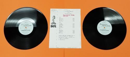 King Biscuit Flower Hour The Cure & Divinyls 2 Lp Mint Vinyl Radio Show 1986