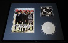 Kings of Leon 16x20 Framed 2009 Rolling Stone Magazine & CD Set