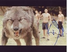 KIOWA GORDON signed *TWILIGHT SAGA* 8x10 photo Embry Call W/COA #3