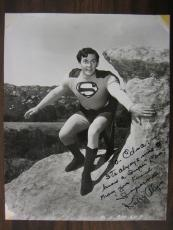 Kirk Alyn Signed Superman Authentic Autographed 8x10 Photo PSA/DNA #H48686