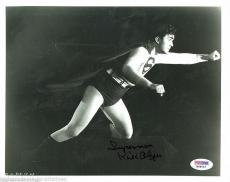 Kirk Alyn 1st Superman In Film Psa Dna Coa Autographed Signed 8x10 Photo