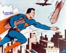 Kirk Alyn autographed 8x10 Photo (Superman) Image #2