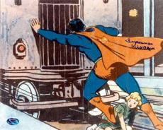 Kirk Alyn autographed 8x10 Photo (Superman) Image #3