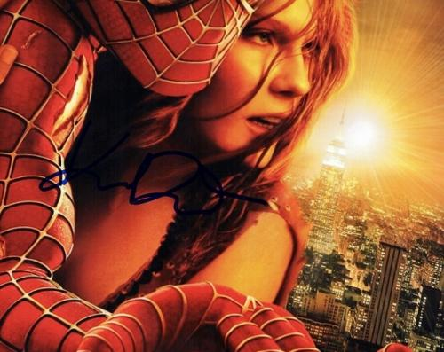 Kirsten Dunst Signed - Autographed SPIDER-MAN 8x10 inch Photo - Guaranteed to pass BAS - Spiderman