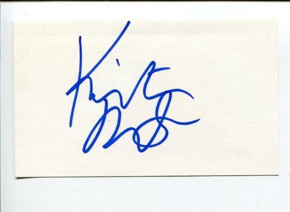 Kirsten Dunst Spider-Man Signed Autograph
