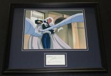 Kirsten Williamson Signed Framed 11x14 Photo Display X Men Voice of Storm