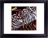 Kiss Autographed Animalize Signed Album LP Simmons Paul PSA AFTAL
