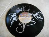 KISS Destroyer Autographed Signed LP Album Record PSA Guaranteed All 4 Original
