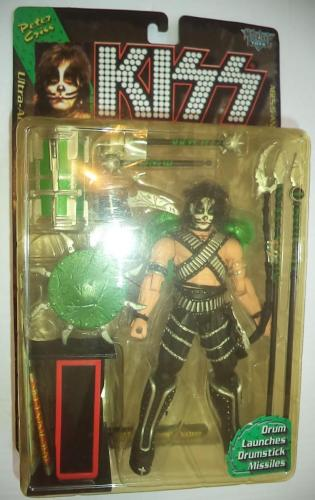Kiss Peter Criss Ultra Action Figure Mcfarlane Toys