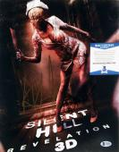 Kit Harington Adelaide Clemens Silent Hill Revelation Signed 11x14 Photo BAS