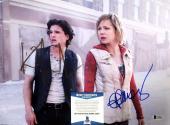 Kit Harington Adelaide Clemens Silent Hill Revelation Signed 11x14 Photo Beckett
