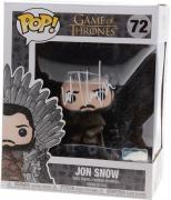 Kit Harington Game of Thrones Autographed #72 Jon Snow Funko Pop!