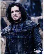 Kit Harington signed 8x10 photo Jon Snow PSA/DNA Game of Thrones