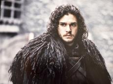 Kit Harington Signed - Autographed Game of Thrones actor - Jon Snow 11x14 inch Photo - Guaranteed to pass PSA/DNA or JSA