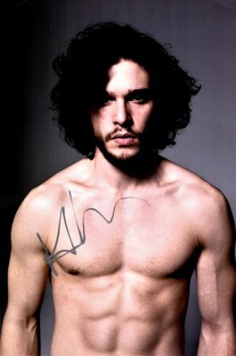 Kit Harington Signed - Autographed Game of Thrones - Jon Snow 10x15 inch Photo - Guaranteed to pass PSA or JSA - Kit Harrington