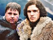 Kit Harington Signed - Autographed Game of Thrones - Jon Snow 11x14 inch Photo - Guaranteed to pass PSA or JSA - Kit Harrington