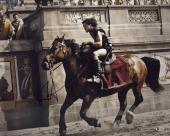 Kit Harington Signed 'Pompeii 16x20 Photo *Milo* Beckett BAS