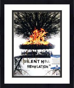 Kit Harington Silent Hill Revelation Signed Autographed 11x14 Photo BAS C10309