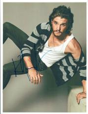 Kit Harrington Signed Autographed 8x10 Photo Game of Thrones COA VD