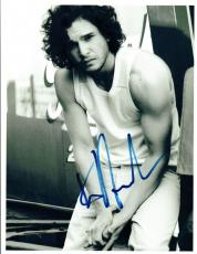 Kit Harrington Signed Autographed 8x10 Photo Game of Thrones Sexy Gay Int COA VD