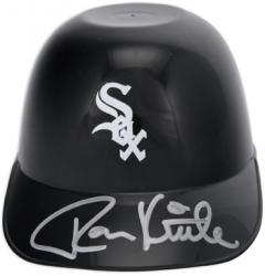 Ron Kittle Chicago White Sox Autographed Micro Mini Batting Helmet