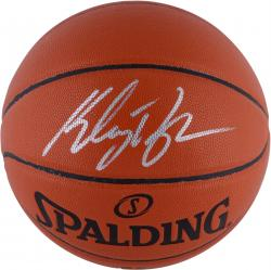 Klay Thompson Autographed Indoor/Outdoor Basketball