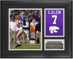 "Colin Klein Kansas State Wildcats 15"" x 17"" Campus Legend Collage"