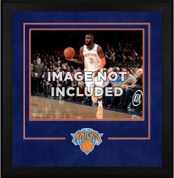 """New York Knicks Deluxe 16"""" x 20"""" Frame -"""