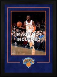 """New York Knicks Deluxe 16"""" x 20"""" Frame"""