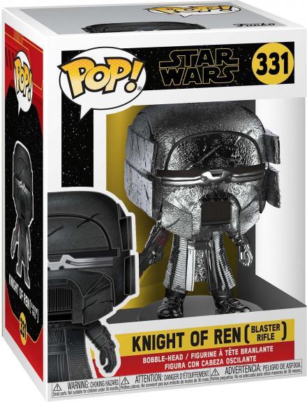 Knight of Ren with Blaster Star Wars #331 Funko Pop! Figurine