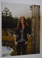 Korie Robertson Signed Autographed 11x14 Photo Duck Dynasty COA VD