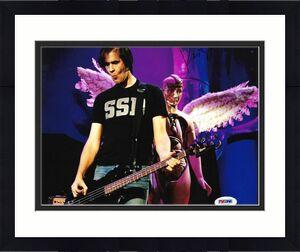 Krist Novoselic NIRVANA Band Guitarist Signed Auto 8x10 Photo PSA/DNA COA (A)