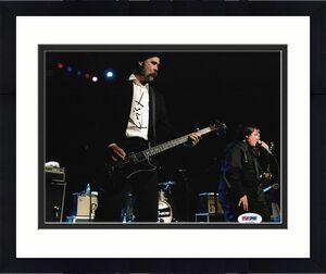 Krist Novoselic NIRVANA Band Guitarist Signed Auto 8x10 Photo PSA/DNA COA (C)