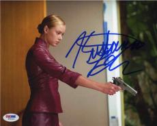 Kristanna Loken Terminator Autographed Signed 8x10 Photo Certified PSA/DNA AFTAL
