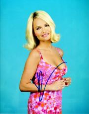 Kristin Chenoweth Signed - Autographed Wicked Actress and Singer 8x10 inch Photo - Guaranteed to pass PSA or JSA