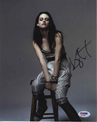 Kristen Stewart Autographed Signed 8x10 Photo Certified Authentic PSA/DNA COA