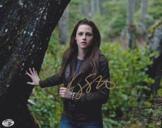 Kristen Stewart Autographed TWILIGHT 8x10 Photo