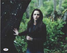 Kristen Stewart Twilight Autographed Signed 11x14 Photo Certified PSA/DNA